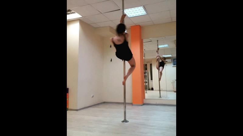 Pole-dance в Монро Филейка 3