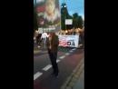 PEGIDA Dresden 11.09.2017, beim Spaziergang !