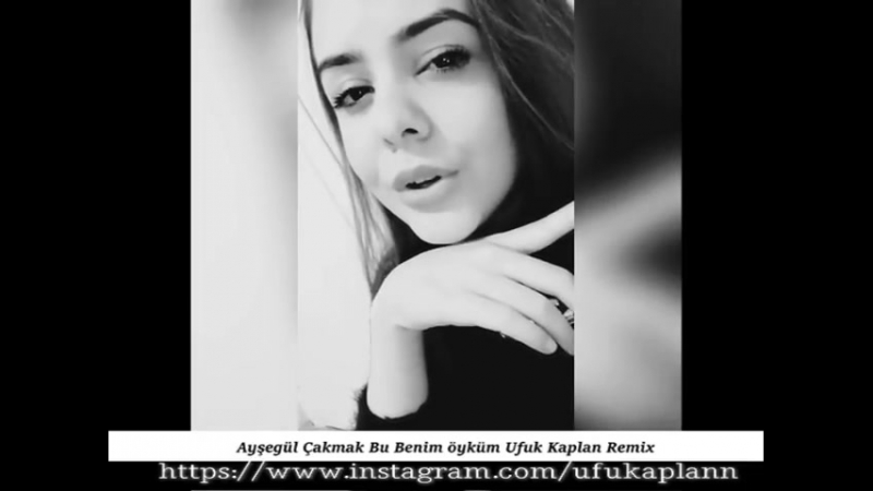 Ayşegül Çakmak - Bu Benim Öyküm - Ufuk Kaplan Remix (vk.comvidchelny)