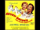 Seven Brides for Seven Brothers 1954 Jane Powell Howard Keel Jeff Richards