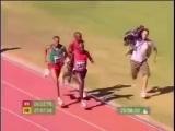 Оператор Бежит быстрее Олимпийских Бегунов в Рекламе POWERADE