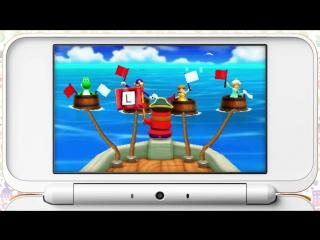 Mario Party: The Top 100 — Хаос, веселье и проказы (Nintendo 3DS)