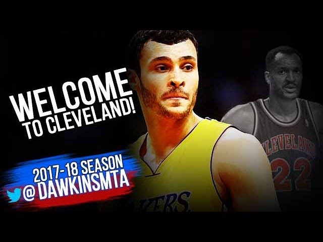 Larry Nance Jr. NASTIEST Dunks As a Laker - TRADED To Cleveland! | FreeDawkins
