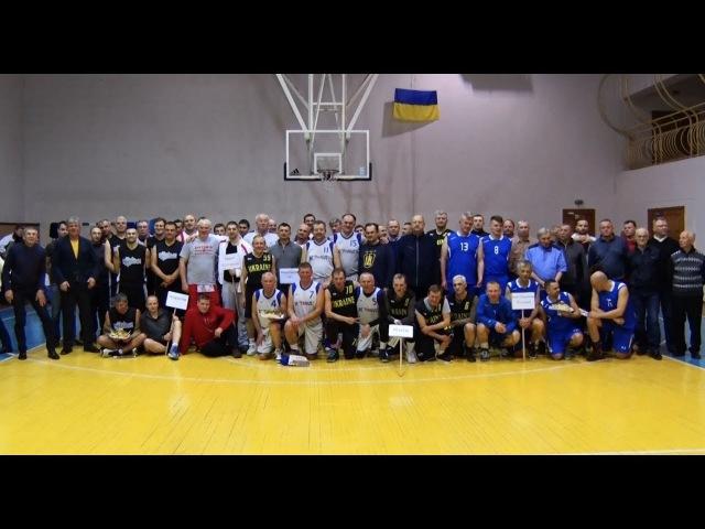 У Житомирі вшістнадцяте позмагалися баскетболісти-ветерани на турнірі імені Се...