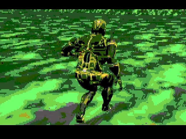 Lawnmower Man (Sega CD) (Intro Theme Song)