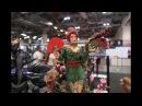 XM Studios Poison Ivy 1/4 Scale Statue STGCC 2017