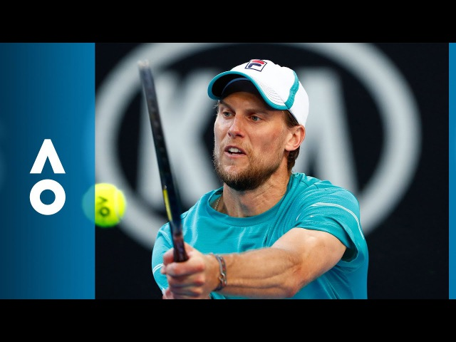 Andreas Seppi v Ivo Karlovic match highlights (3R) | Australian Open 2018