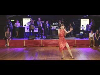 ASF   Atlantic Swing Festival 2017 •Ksenia Parkhatskaya •Charleston