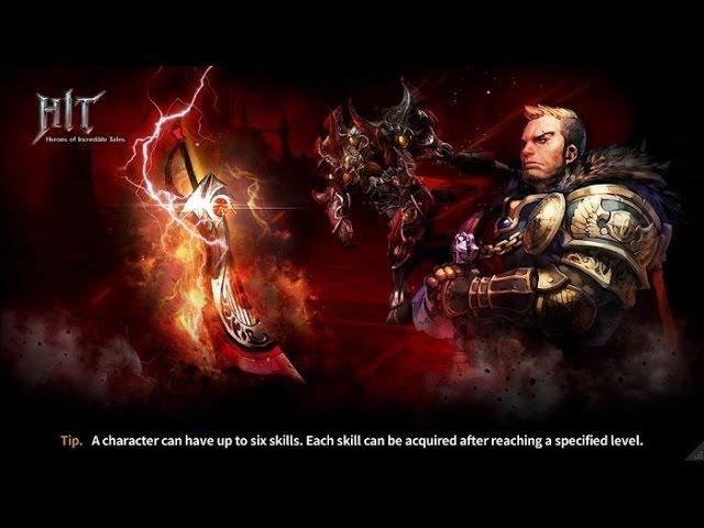 HIT (Heroes of Incredible Tales) PVE/PVP оружие и новое обновление в игре
