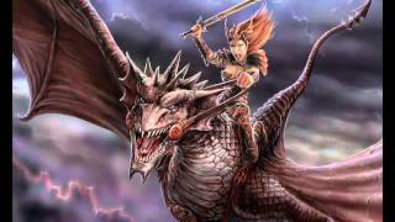 Manowar Ride The Dragon