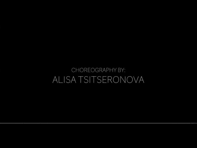 LADIES FIRST WORKSHOPS - ALISA TSITSERONOVA (groups)