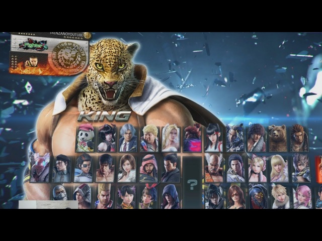 ►Tekken 7 鉄拳7 FATED RETRIBUTION DIRECTO TRENZANOCORP KING RANKED MATCH