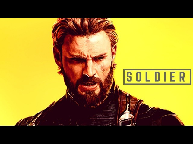 Captain America Steve Rogers Tribute Soldier