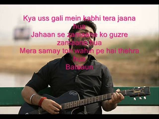 Khamoshiyan Song with Lyrics Arijit Singh Khamoshiyan Hindi Movie Song