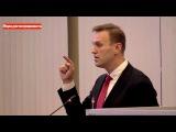 Навальный спорит с Памфиловой в ЦИК
