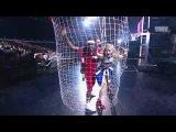 Танцы: Уэйд Лайон и Света Макаренко (сезон 4, серия 17) из сериала Танцы смотреть бе...