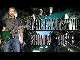 Shinra Corporation Theme (Final Fantasy VII) Metalized Artificial Fear