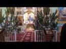 Праздник Богоявления в Успенском храме города Льгова 2018 год от Рождества Христова
