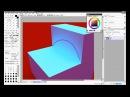 Рисование Ambient Occlusion (тень от фонового света): разумные границы применения эффекта
