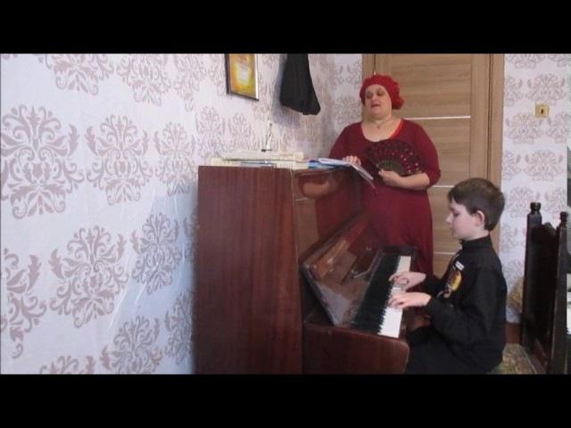 Хольдриа. Поёт Ксения РОРМОЗЕР и мои младшие дети.