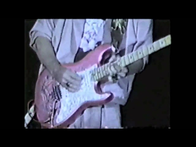 Stevie Ray Vaughan - Further Up The Road 08/14/88 RARE!