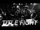 Title Fight - Secret Society.