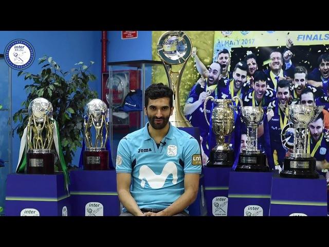Primeras reacciones de Humberto tras su regreso a Movistar Inter
