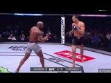 UFC 221: Yoel Romero vs Luke Rockhold KO