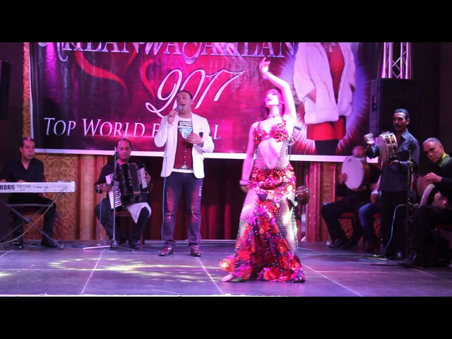 Анна Чепец, Anna Chepets, Oriental Solo Professional Band, Ahlan Wa Sahlan-July 2017
