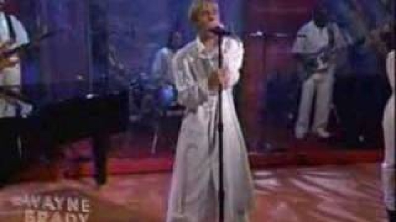 Aaron carter do you remember live - YouTube