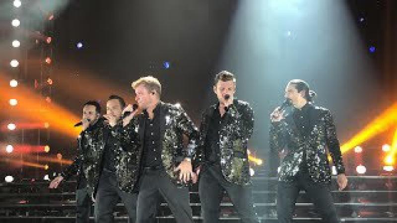 Backstreet Boys Full Concert Cancun HD Moon Palace Arena - YouTube
