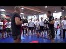 Техника Федора Емельяненко Удар уклон защита от прохода в ноги Часть 4