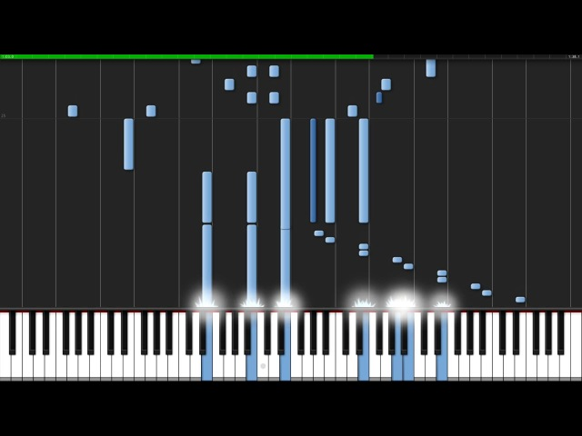 Sparkling Daydream - Chuunibyou demo Koi ga Shitai! (Opening) [Piano Tutorial] Animenz