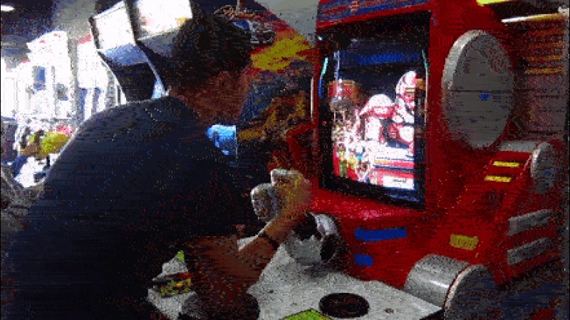 Arm Wrestling Robot, Max Level - Create, Discover and Share GIFs on Gfycat » Freewka.com - Смотреть онлайн в хорощем качестве