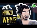 Hanzo UNLEASHED Overwatch Fight Animation