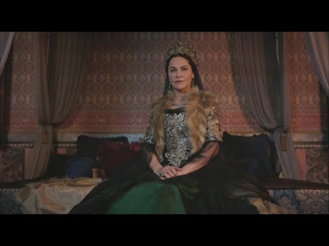 Сафие Султан захватывает дворец / великолепный век кесем