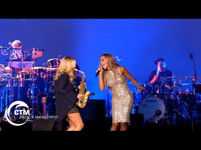 Glennis Grace - I Can't Stand The Rain Ft. Candy Dulfer