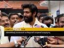 Rana Daggubati in Thiruvananthapuram | Discussion of Marthanda Varma Movie