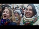20 хорів у Вінниці заспівали Щедрик тисячею голосів