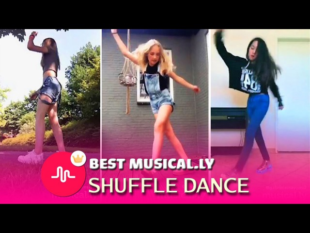 ★ BEST Shuffle Dance Musical.lys (JULY) - Best Musical.ly Compilation 2017 ★