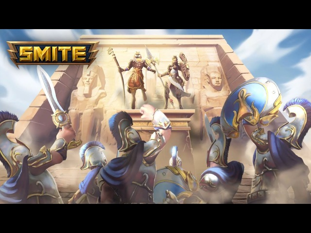 SMITE Odyssey 2018 - The Fall of War - Chapter 6