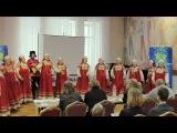 Хор русской песни Ивушки - А кто ж в этом во дому