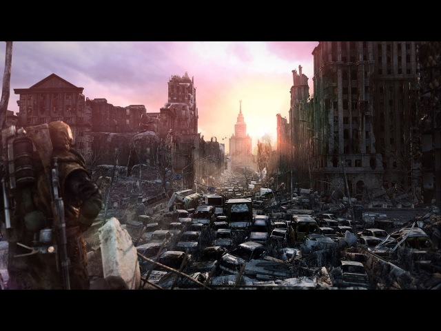 Metro Redux - Базар[PC, Ultra Settings,1440p]