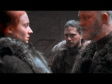 Sansa &amp Jon meet with Lord Glover  Game of Thrones 6x07  HD 1080p