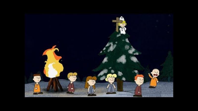Настоящая история Рождества   Адам портит всё
