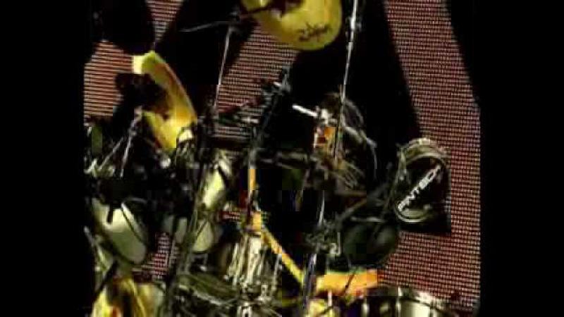 Linkin Park-Rob Burdon Drum Solo