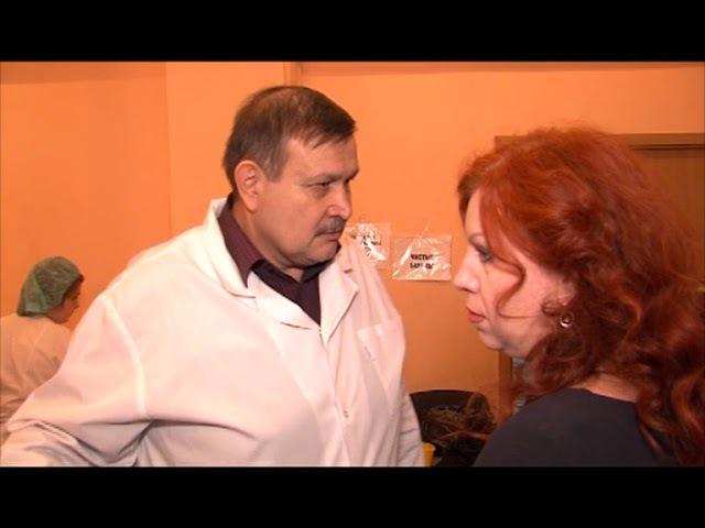 В ДЕНЬ ДОНОРА В ПУШКИНО СОБРАЛИ 35 ЛИТРОВ КРОВИ