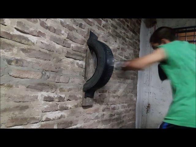 Entrenamiento de boxeo|Cristian Villar