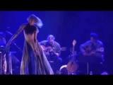RENE AUBRY CAROLYN CARLSON BLUE LADY