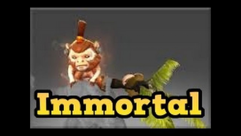 Witch Doctor's Immortal ► Bonker the mad ► Обезьянка!